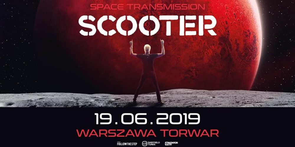 Scooter: Space Transmission