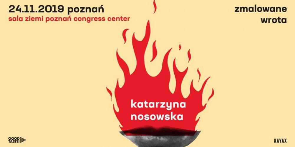 Katarzyna Nosowska / Zmalowane Wrota